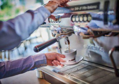 Geschmackvoller Kafee, Landkauf Café & Feinkost, Eching