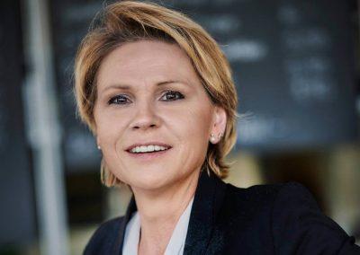 Claudia Maier, Inhaberin Landkauf Café & Feinkost, Eching